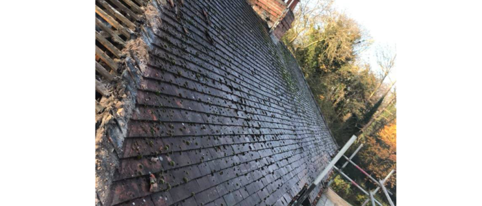 Re-roofing services, Cheadle, Stockport, Cheshire.