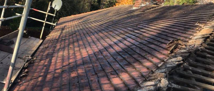 Re-roofing services, Cheadle
