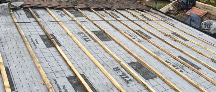 Roofing services contractor, cheadle