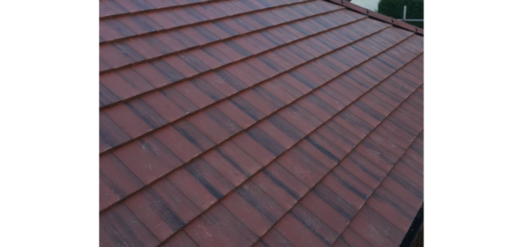 Re-roofing services employed in Cheadle
