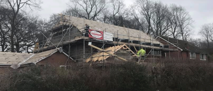new slate roof installation warrington