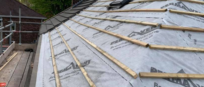 replacing a roof, Warrington, Altrincham, Sale, Cheshire
