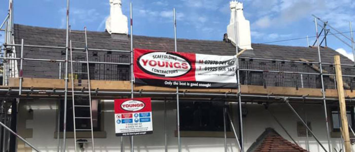 scaffolding contractors, Warrington, Altrincham, Sale, Cheshire