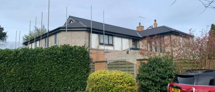 re-roofing high legh cheshire