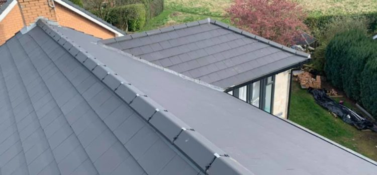 quality re-roof cheshire, high legh.