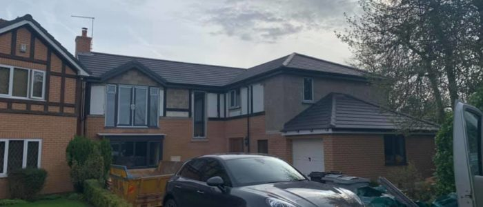 re-roof high legh cheshire